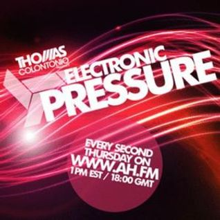"Thomas Colontonio - ""Electronic Pressure 006"""