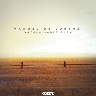Antura Radio Show mixed by Manuel De Lorenzi (26.11.2014)