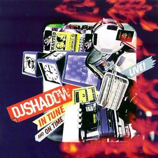 DJ Shadow - Live!  In Tune and on Time