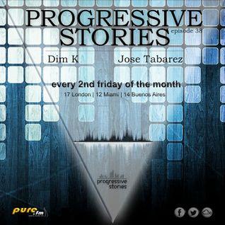 Dim K - Progressive Stories 038 [Mar 11 2016] on Pure.Fm