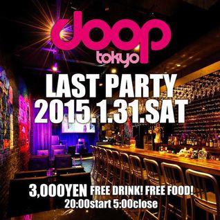 doop tokyo Last Party