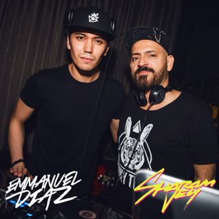 Emmanuel Diaz - Opening Dj set Sharam Jey @ Dragon-i