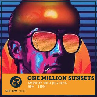 One Million Sunsets 18th July 2016