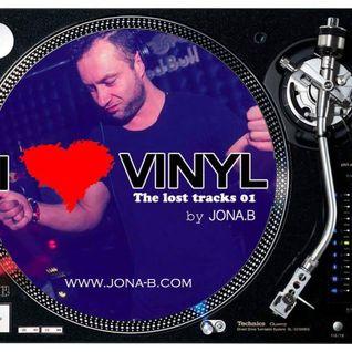 JONA.B @ I LOVE VINYL (LOST TRACKS EP1)