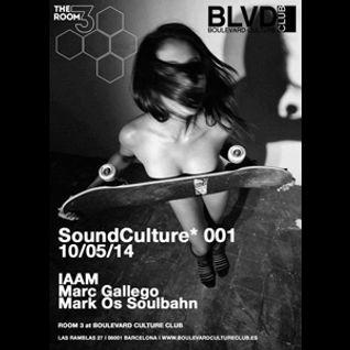 Mark Os SoulBahn Opening SoundCulture*001 @ Room3 BLVD BCN 11-05-2014