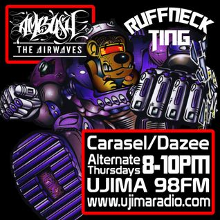 Ruffneck Ting Take Over  Hour 1 ft Guest Mix From Jinx 2015 12 March