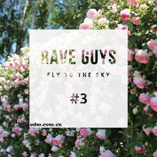 Fly to the sky 003: Envy ( Guest mix Dannies )