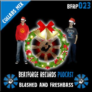 BFR Podcast | 023 | Bl4shed & Freshbass (Christmas Special Collabs Mix)