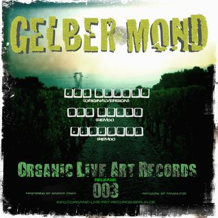 Moe Jaksch - Gelber Mond (Magnutze Deep-House Rmx) B2