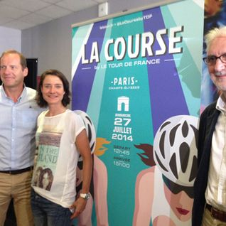 Brian Cookson on women's cycling, La Course by the Tour de France, female teams and more