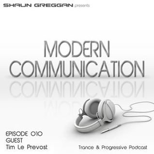 Modern Communication 010 (Tim Le Prevost Guestmix)