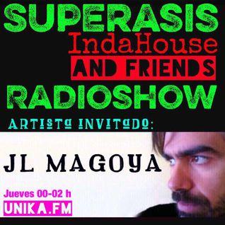 5.-SUPERASIS INDAHOUSE & FRIENDS + JL MAGOYA -RADIOLIVE.07.10.2016