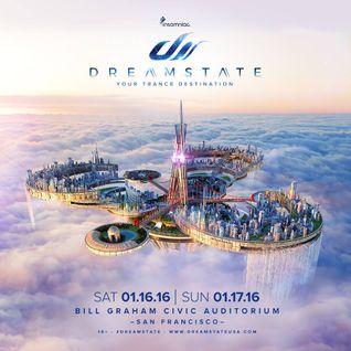 Cosmic Gate - Live @ Dreamstate, Bill Graham Civic Auditorium (San Francisco, USA) - 17.01.2016