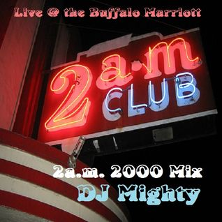 DJ Mighty 2am 2000 Mix - Live @ The Marriott Nite Club