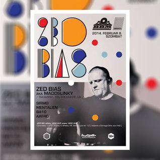 Mentalien - Live at Budapest Bass Music, Corvinteto 08-02-2014