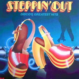 GREG WILSON PRESENTS THE ORIGINAL BRITISH MIXES - 'STEPPIN' OUT' (POLYDOR RECORDS) 1978