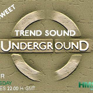 Trend Sound Underground by Picky Sweet // www.hms-radio.com//1Febrero