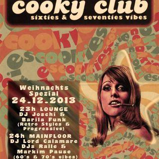 Barila Funk & Joschi @ Cooky Club Xmas 2013 Projekt 42