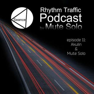 Mute Solo @ Rhythm Traffic Radio Show episode 11 on Seance Radio 29.03.2016