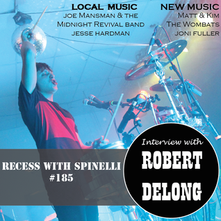 RECESS with SPINELLI #185, Robert DeLong