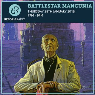 Battlestar Mancunia with DJ Rasp 28th Jan 2016