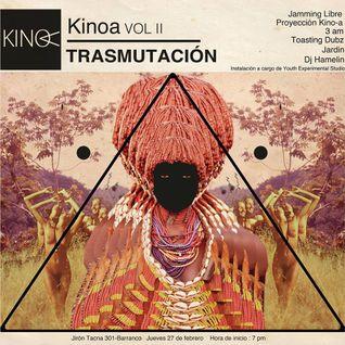 Toasting Dubz - LIVE SET Trasmutac.Rehearsals // ONE SHOT RECS. (25.02.14) / Chaclacayo, Lima - Perú