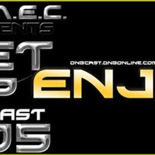 DJ M.E.C. Presents - Set Up Podcast 005 (3 Decks)