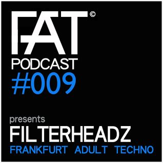 FAT Podcast - Episode #009 | with Frank Savio & Filterheadz (MB Elektronics/Bedrock)