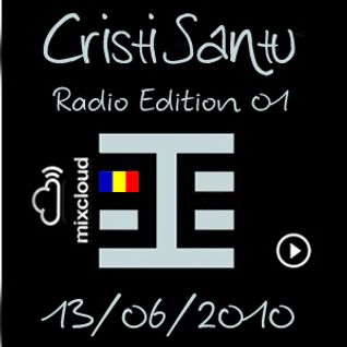 Cristi Santu - Behaviors Radio Edition 01