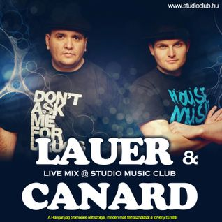 Lauer & Canard - Live @ Studio Music Club 2012.01.13.