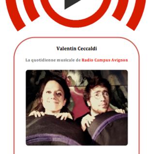 A contre temps #3 - 14/07/2016 avec  Valentin Ceccaldi