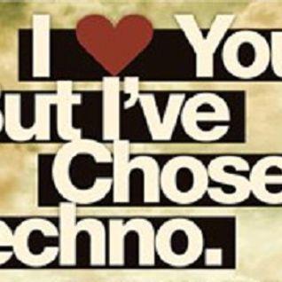 Dj Noldar - Guest Set @ I Love You But I've Chosen Techno Last One Hour 14.02.2015