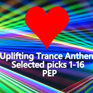 1st selected anthem tunes  PEP 16