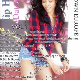 Hip Hop 4Dat A$$ Vol 1