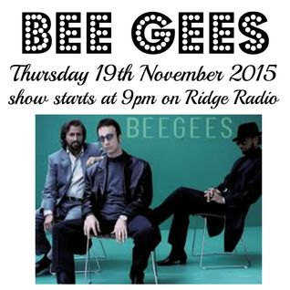 Bee Gees - Russ Evans Music Show 19th Nov 2015