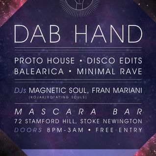 Dab Hand Disco -  First Touch