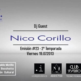 Pulsar 19.07 - Nico Corillo (Entrevista)