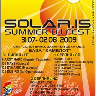 Peppelino - Live at solaris festival Ukraine (2009.08.01)