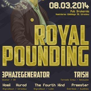 3Phazegenerator@Royal_Pounding_Wroclaw_Poland