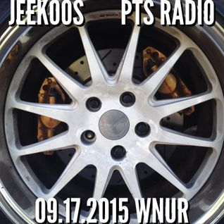 09.17.15 Jeekoos on PTS Radio WNUR Chicago