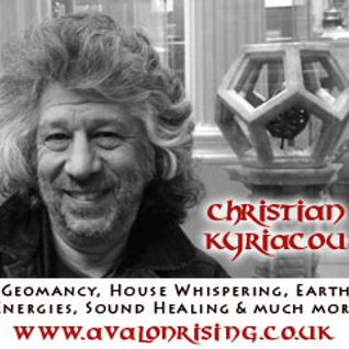CHRISTIAN KYRIACOU - Geomancy, Sound Healing, House Whispering - 22/2/11