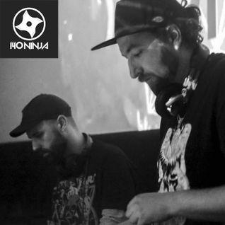 140 Ninja Podcast 046 - Kurt Roc Skee b2b Matieu