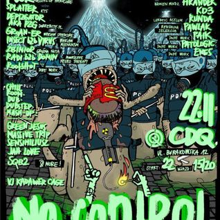 KD3 - Live @ No Control - Rootshot B-Day (CDQ 22.11.2013)