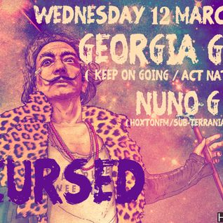 Cursed Radio Show with Nuno G and guest Georgia Girl