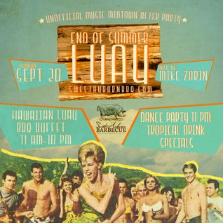 Mike Zarin - Live at Sweet Auburn BBQ's Summer Luau [09.20.14]