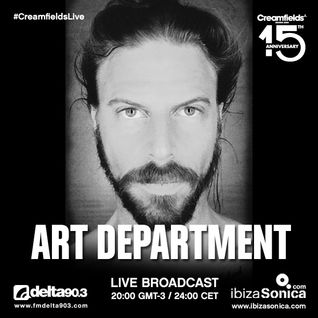 ART DEPARTMENT @ ENTER. STAGE - CREAMFIELDS BUENOS AIRES - NOV 2015