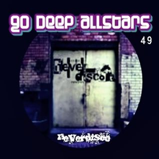 Go Deep 49 - NEVERDISCO vs THE GREEK - WEEK 49 - 2015 - Mixed Live - STEREO OUTPUT RECORDINGS