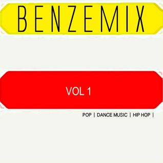 BENZEMIX VOL 1 - POP|HIP HOP|DANCE MUSIC