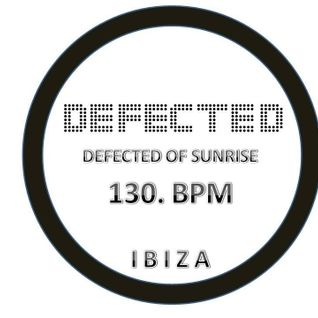 Dj SparxXx - Defected of Sunrise progressive mix 01