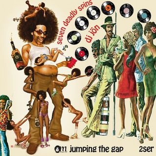 Moodymann + DJ Jön Jumping The Gap
